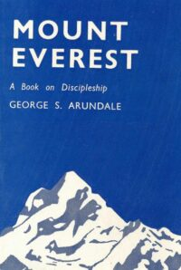 Mount Everest – A Book on Discipleship