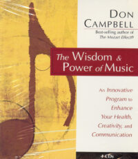 The Wisdom and Power of Music (4 CDs)