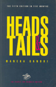 Heads & Tails (The People for Animals Edition)