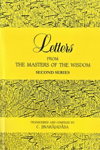 Letters from the Masters of the Wisdom (Second Series)