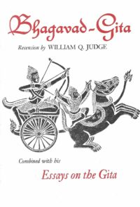 The Bhagavad-Gita – Recension By William Q. Judge