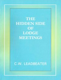The Hidden Side of Lodge Meetings