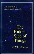 The Hidden Side of Things