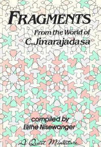 Fragments – From the World of C. Jinarājadāsa (A Quest Miniature)
