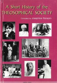 A Short History of the Theosophical Society