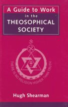 A Guide to Work in the Theosophical Society
