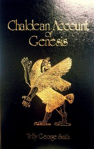 The Chaldean Account of Genesis