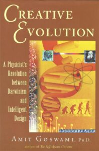 Creative Evolution – A Physicist's Resolution Between Darwinism and Intelligent Design