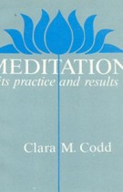 Meditation its practice and results