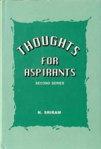 Thoughts for Aspirants Vol. 2