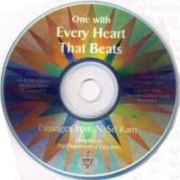 One with Every Heart That Beats – Passages from N. Sri Ram (CD Rom)