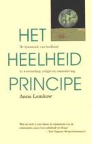 Het Heelheid Principe – De Dynamiek van Heelheid in Wetenschap, Religie en Samenleving