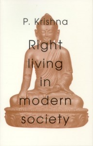Right Living in Modern Society