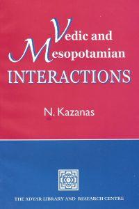 Vedic and Mesopotamian Interactions