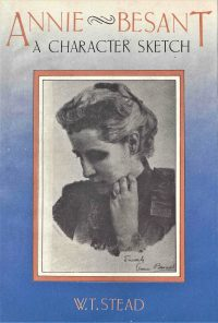 Annie Besant – A Character Sketch
