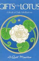 Gifts of the Lotus – A Book of Daily Meditations (Quest Miniature Series)