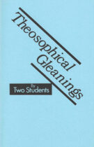 Theosophical Gleanings