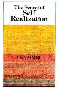The Secret of Self-Realization