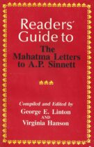 Readers' Guide To The Mahatma Letters to A.P. Sinnett