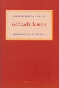 God zoekt de Mens – Een Filosofie van het Jodendom