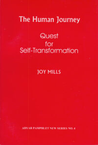 The Human Journey – Quest for Self-Transformation