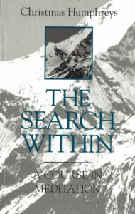 The Search Within – a Course in Meditation